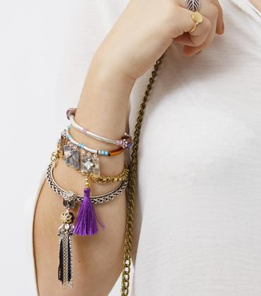 Reminiscence - bracelets